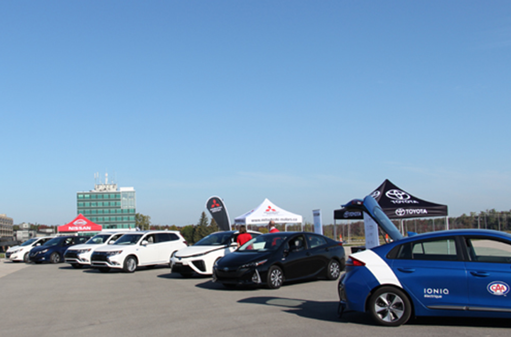 The BDS Fleet Team Attends The Ride And Drive 2019