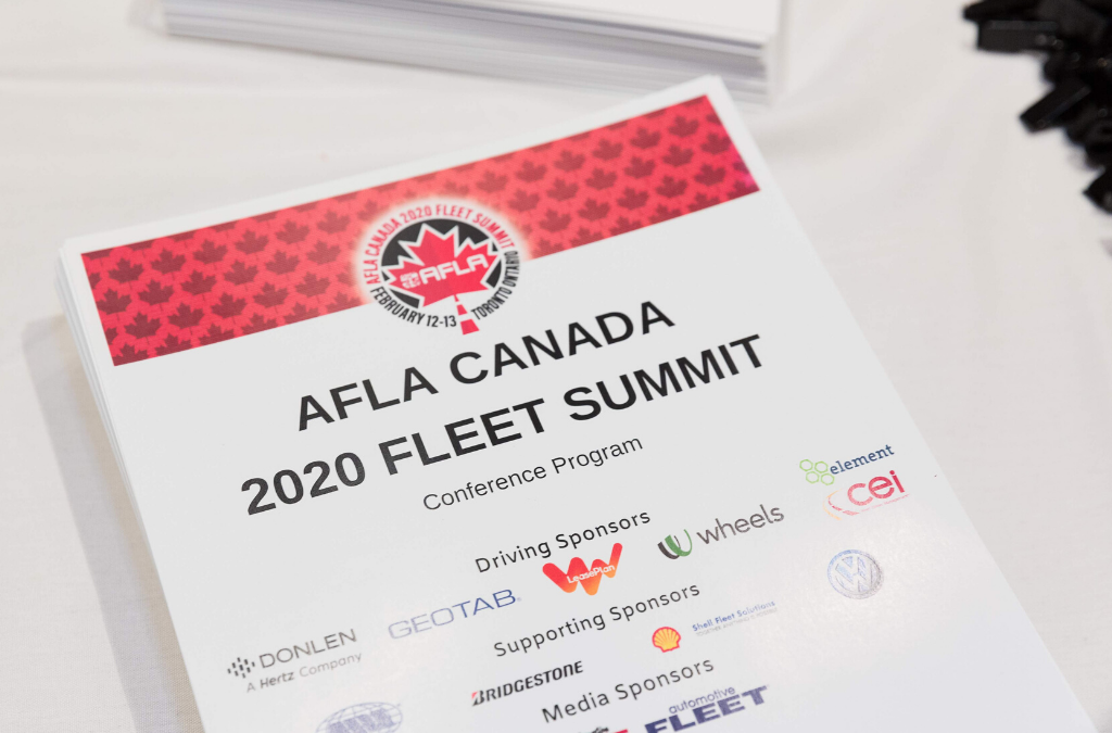 Our second day at AFLA Canada 2020 Fleet Summit