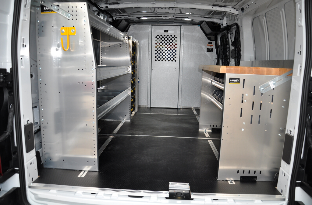 Why install a safety partition in your fleet vehicles?