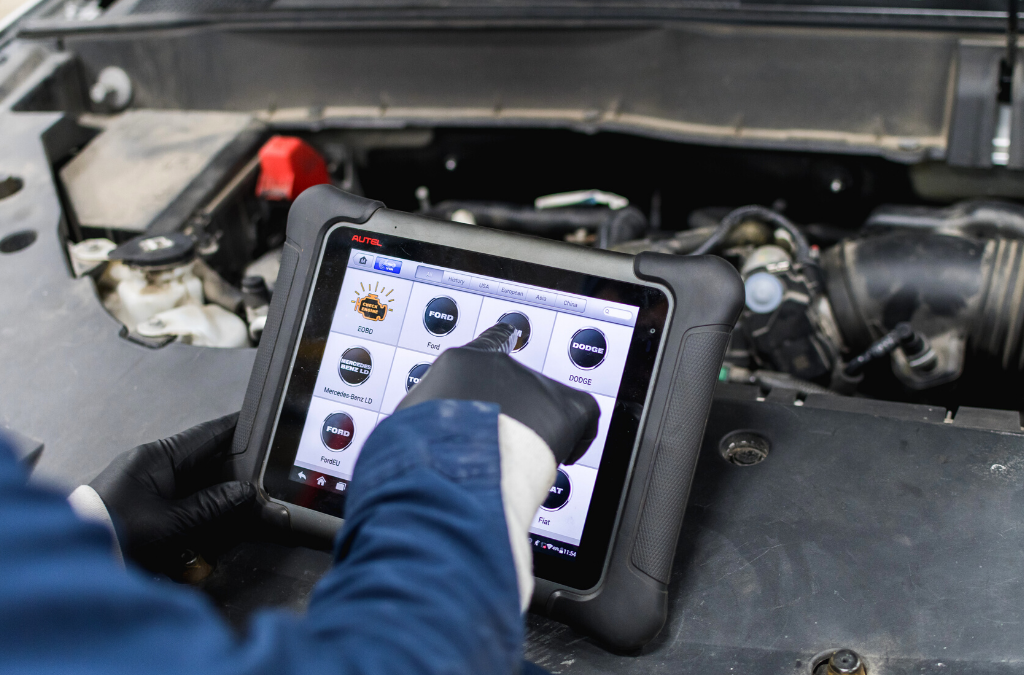 Security and Technology in Fleet Management